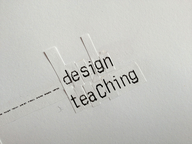 Design Teaching