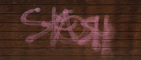 Saskia design grafitti